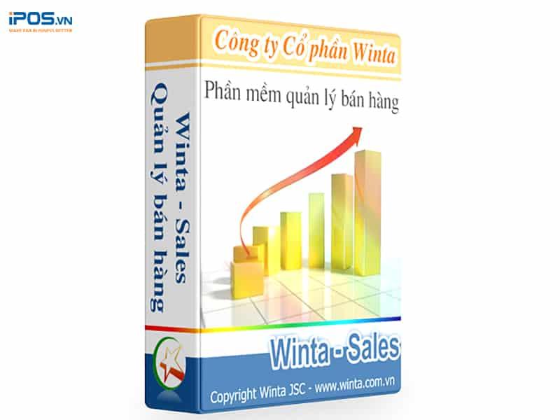 phần mềm quản lý bán hàng miễn phí winta sales