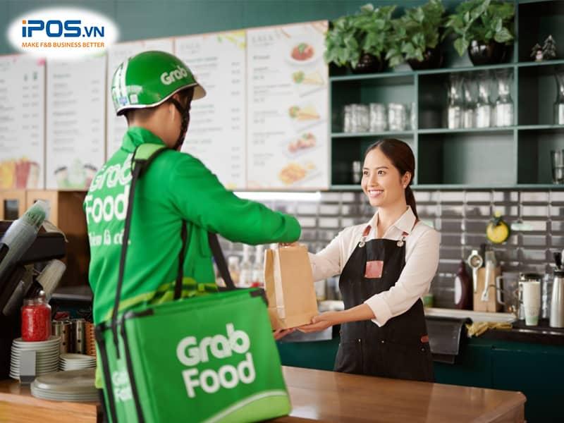 Đăng ký bán hàng trên GrabFood