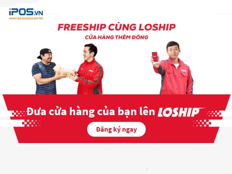 đăng ký bán hàng trên Lozi