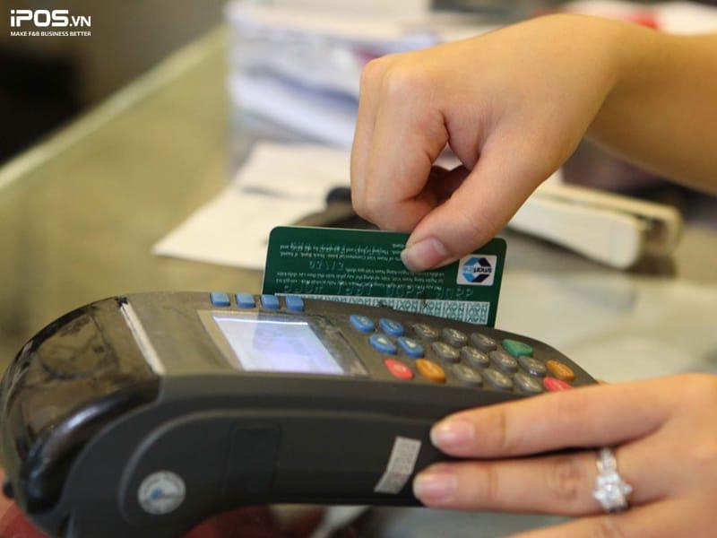 máy pos ngân hàng
