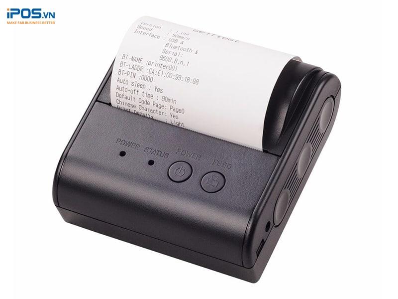 Máy in hóa đơn Xprinter XP-P800
