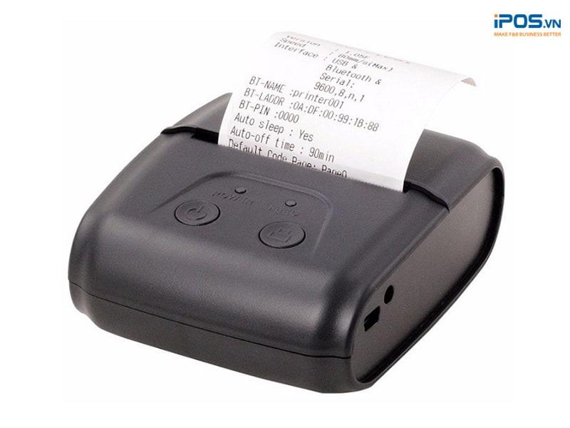 Máy in hóa đơn cầm tay Xprinter XP-P800