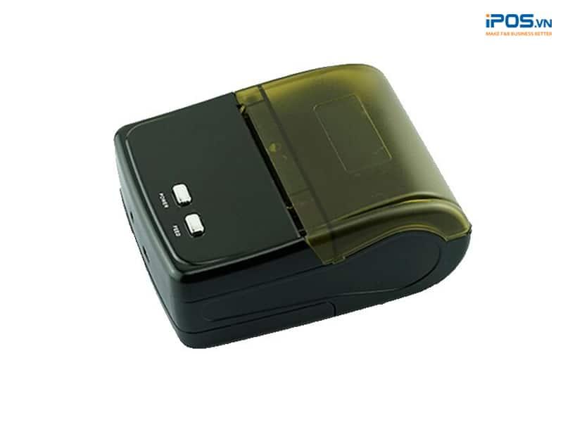 Máy in hóa đơn cầm tay ZKC 8001
