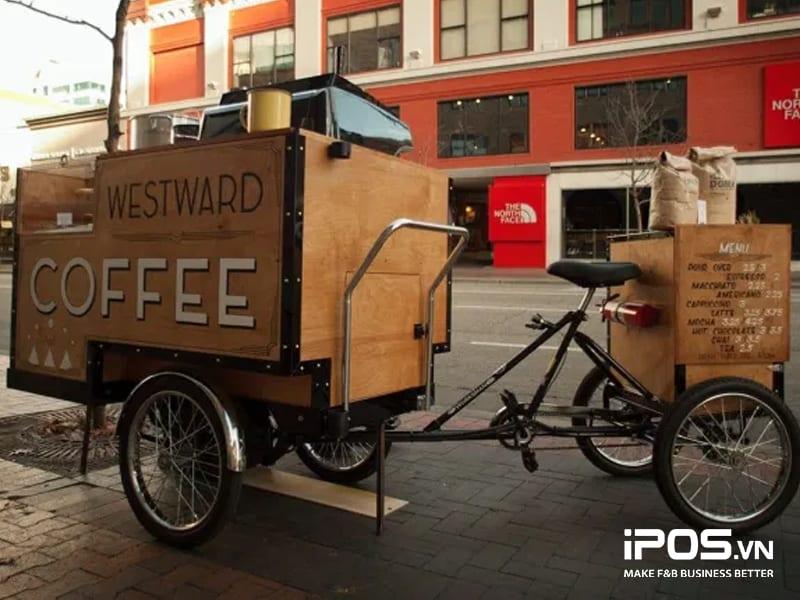 Kinh doanh cà phê take away