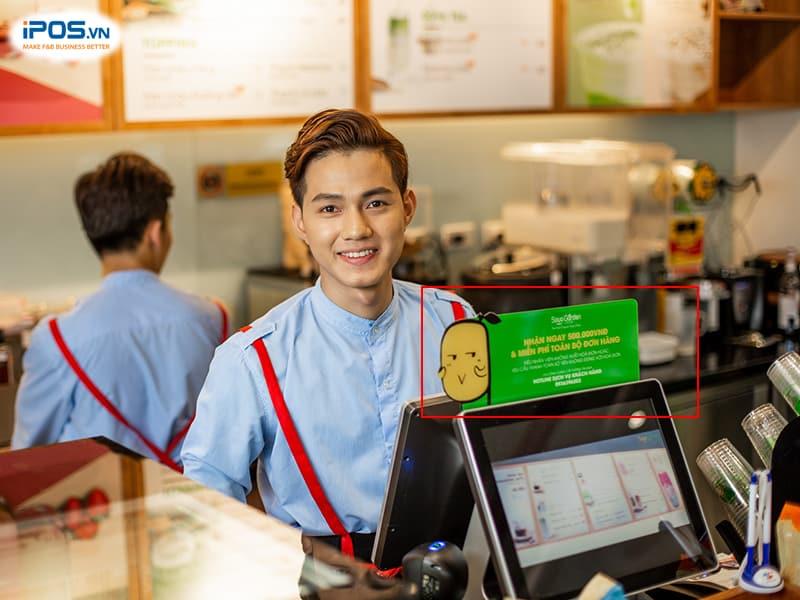 khuyến khích khách hàng lấy hóa đơn