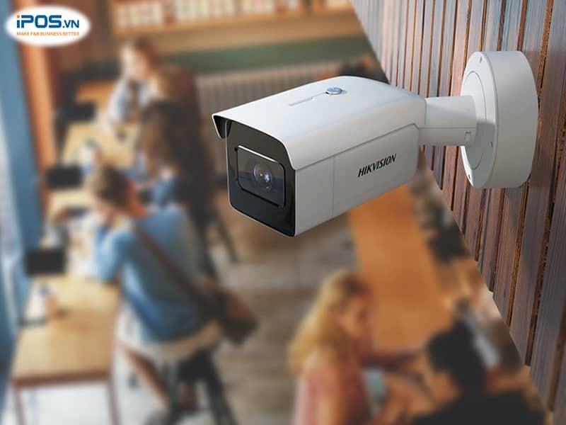 lắp camera tránh gian lận trong quán cafe