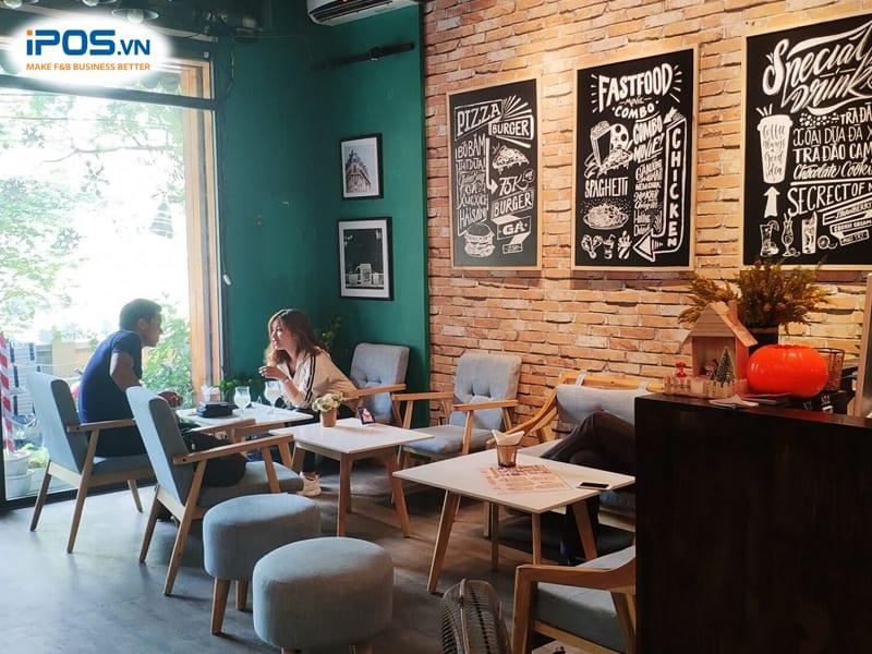 lựa chọn âm nhạc trong nhà hàng quán cafe