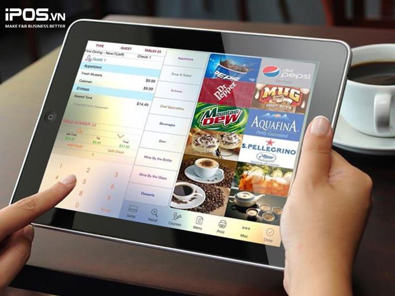 lợi ích của menu điện tử
