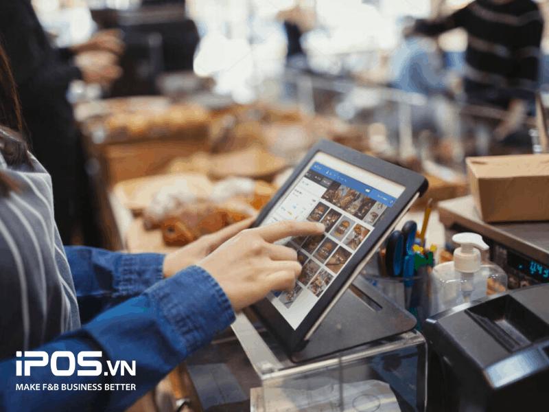 Phần mềm order hỗ trợ nghiệp vụ ghi nhận gọi đồ cho nhân viên phục vụ