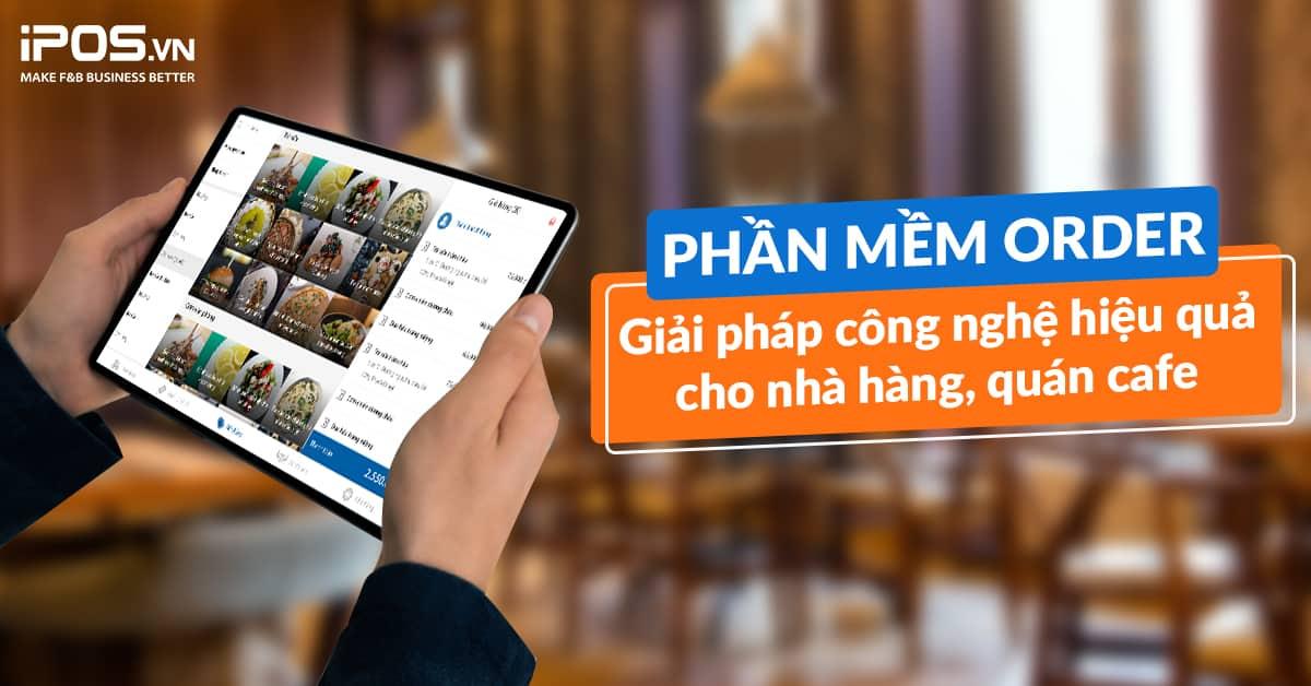 phan mem order