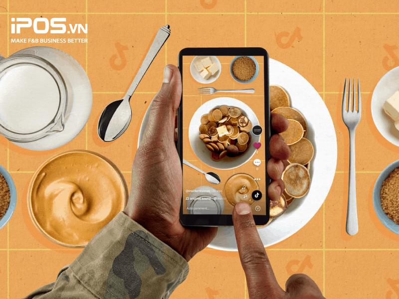 Video công thức chế biến món ăn đang là dạng nội dung phổ biến nhất trong F&B Marketing