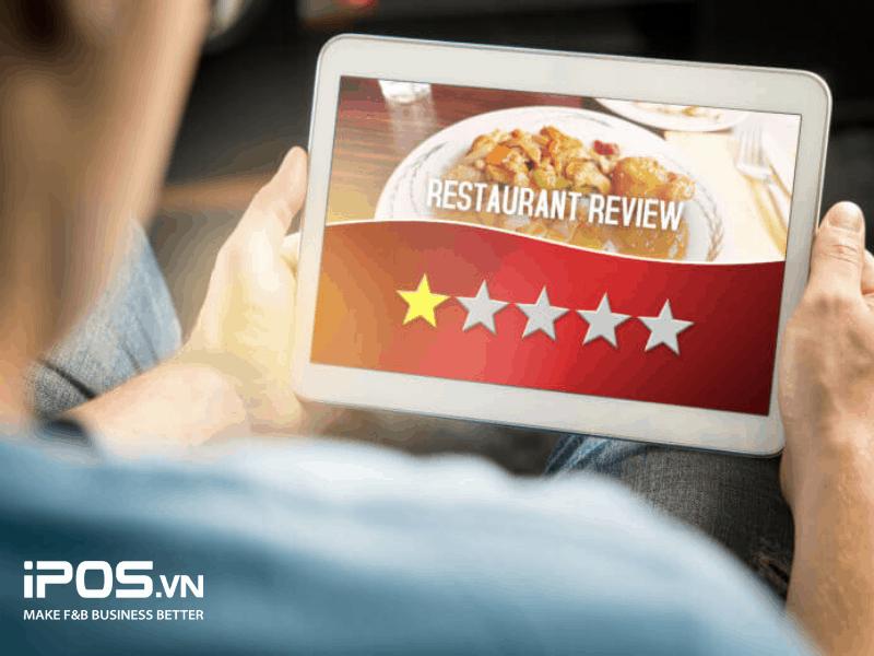 Những lời đánh giá, nhận xét chính là lời khuyên hữu ích để cải thiện trải nghiệm khách hàng