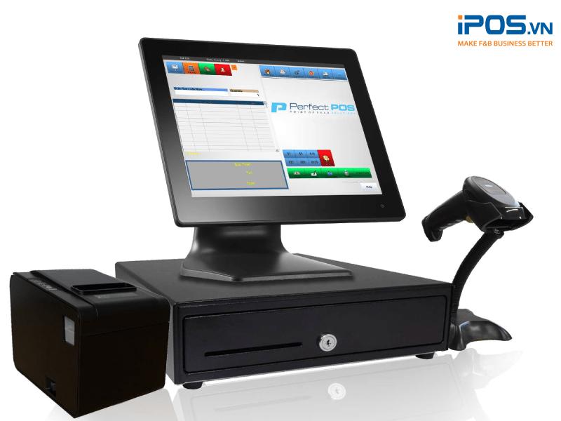 Hệ thống POS bán lẻ hầu như chỉ để ghi nhận sản phẩm, xác nhận mua hàng và thanh toán.