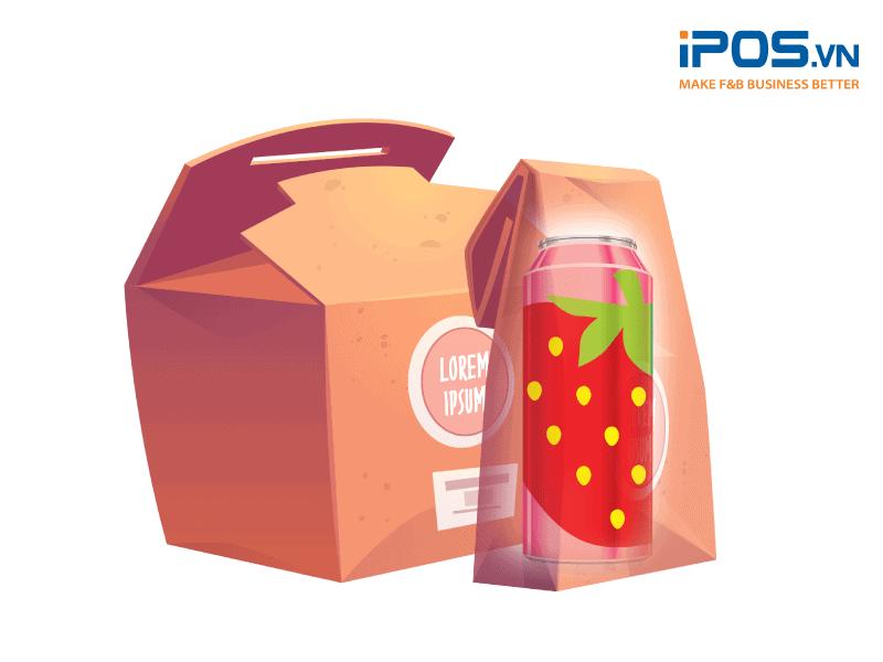 Đối với đồ uống đóng lon cần tách riêng khi vận chuyển để tránh xóc nảy làm hỏng các đồ uống/thực phẩm khác.