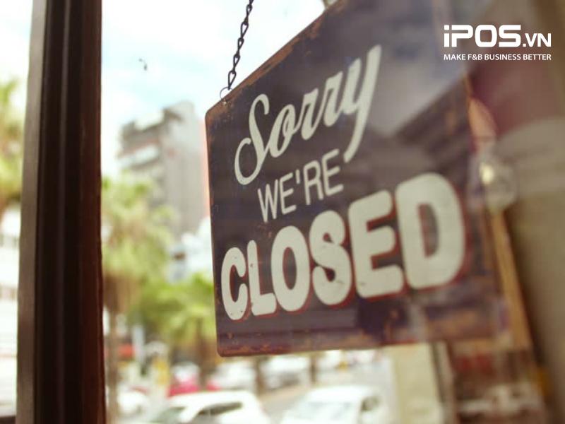 """Các nhà hàng, quán cafe phải tạm thời đóng cửa nhưng vẫn phải """"gồng gánh"""" những chi phí khổng lồ"""