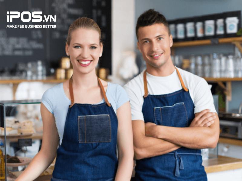 Điều chỉnh số lượng và thời gian làm việc cho nhân viên để giúp tối ưu chi phí nhân sự