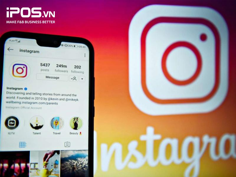 Instagram - Công cụ tiếp thị hiệu quả