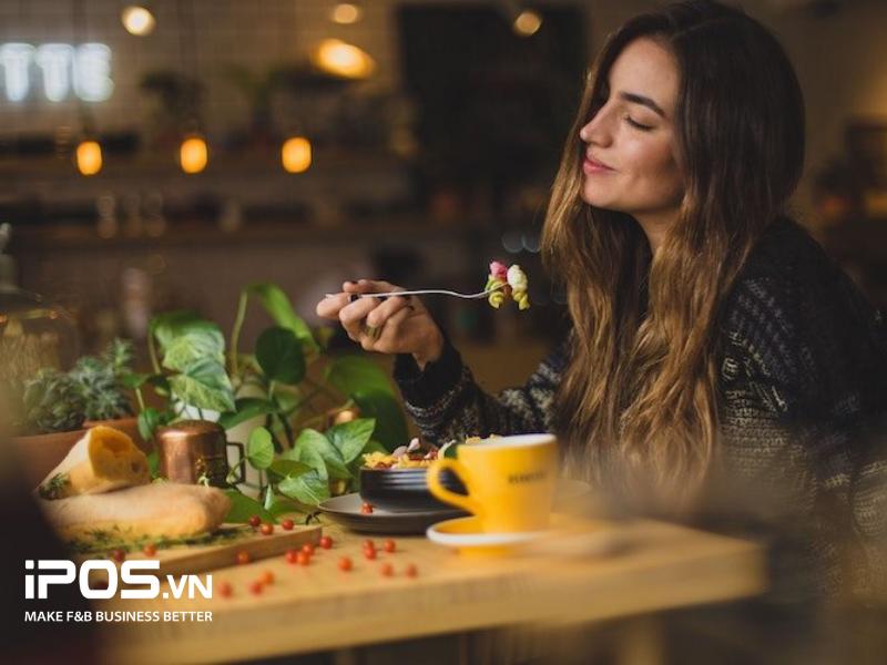 Âm nhạc khiến thực khách trong nhà hàng ăn ngon miệng hơn