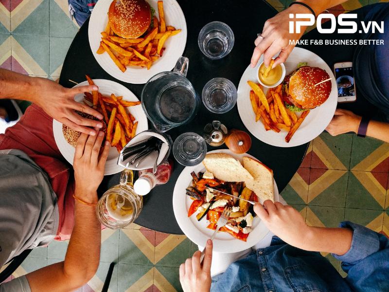 Mỗi món ăn cần có định lượng nguyên vật liệu riêng biệt