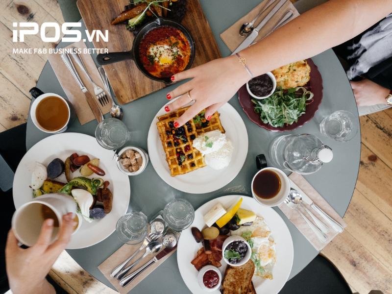 Loại bỏ những món không được khách hàng ưa chuộng giúp cắt giảm lãng phí thực phẩm