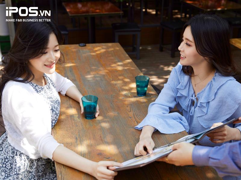 Một menu hấp dẫn có thể gia tăng doanh thu cho nhà hàng hiệu quả.