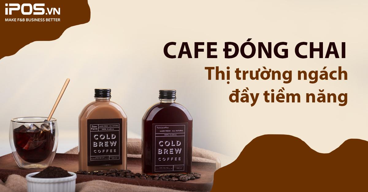 Cafe đóng chai