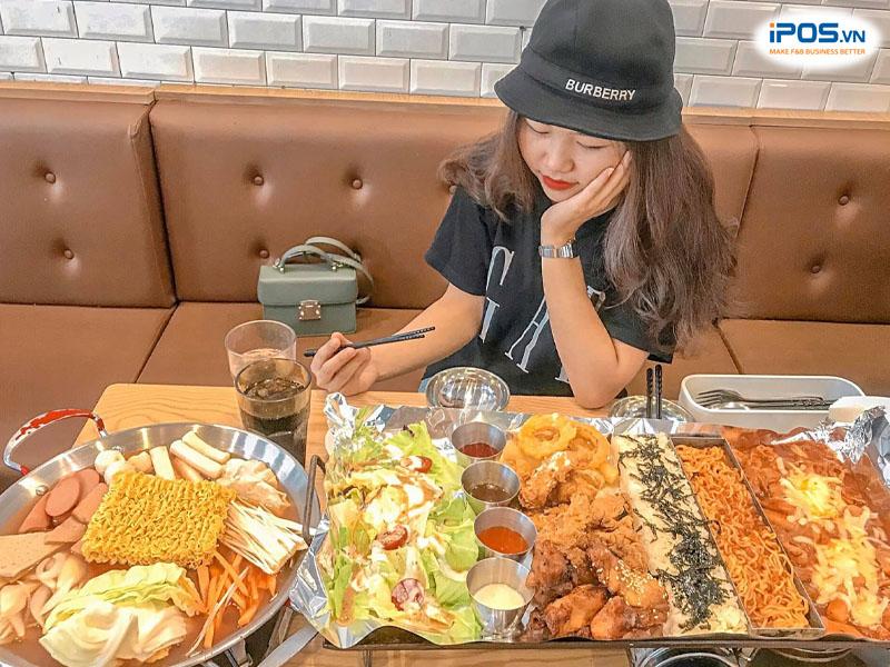 Chất lượng món ăn là vấn đề thực khách quan tâm nhất khi đến ăn