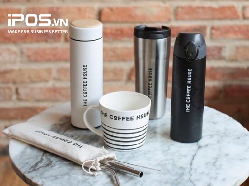 The Coffee House có nhiều nỗ lực trong việc thay đổi để bảo vệ môi trường