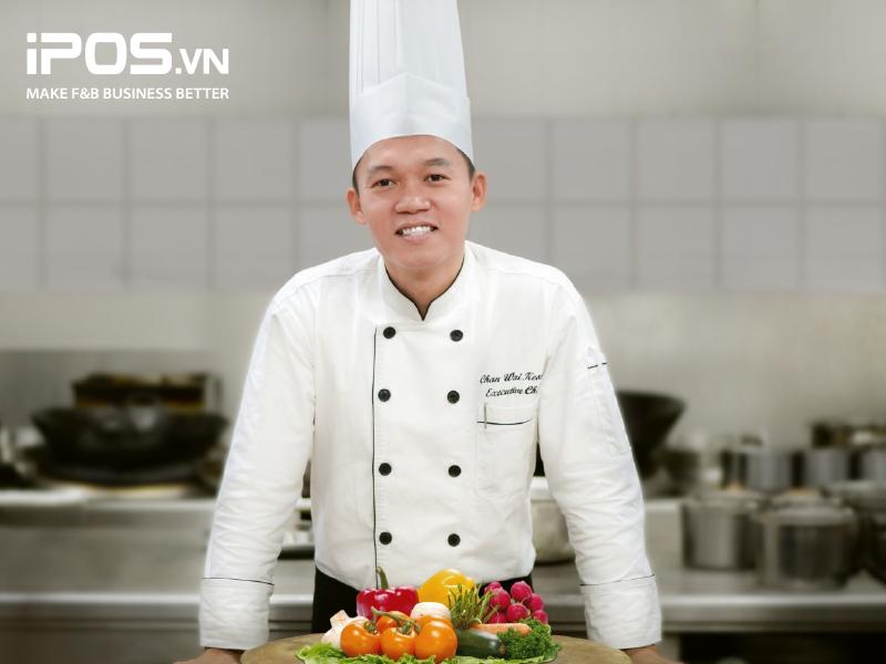 Bếp trưởng là vị trí không thể thiếu trong bất cứ nhà hàng chuyên nghiệp nào