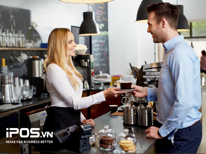 Chất lượng dịch vụ của quán cafe là yếu tố khách hàng ưu tiên hàng đầu
