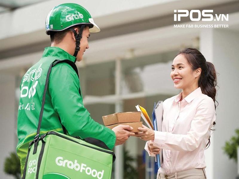 dịch vụ giao đồ ăn