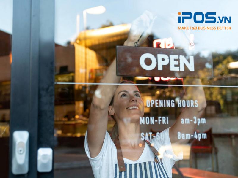 Các nhà hàng háo hức mở cửa bán trở lại sau thời gian giãn cách