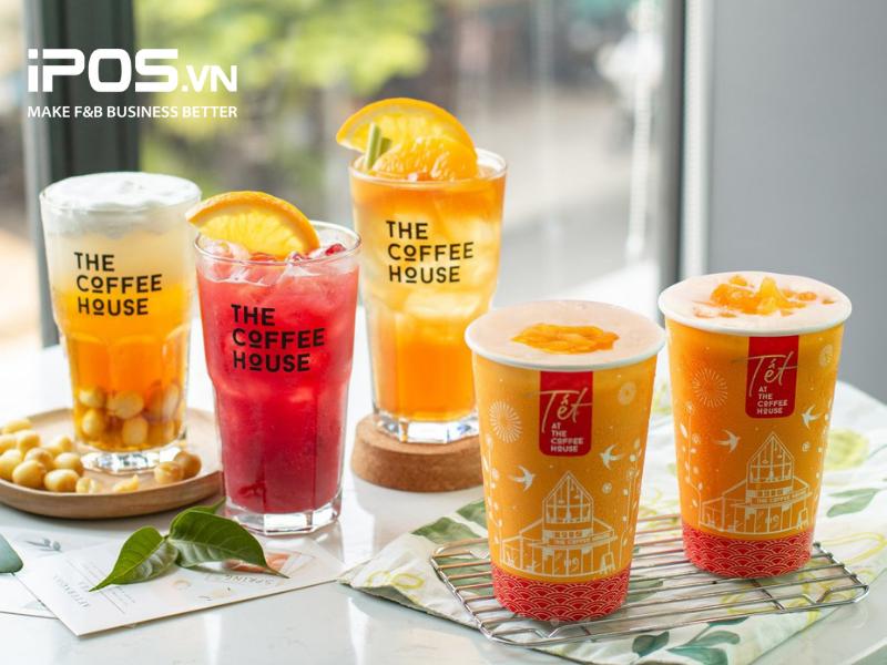 The Coffee House thường xuyên bổ sung món mới vào menu để thu hút khách hàng